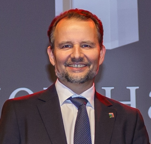 Mag. Andreas Hrzina, Leiter Marketing/Produktmanagement und Prokurist der Rittal GmbH.