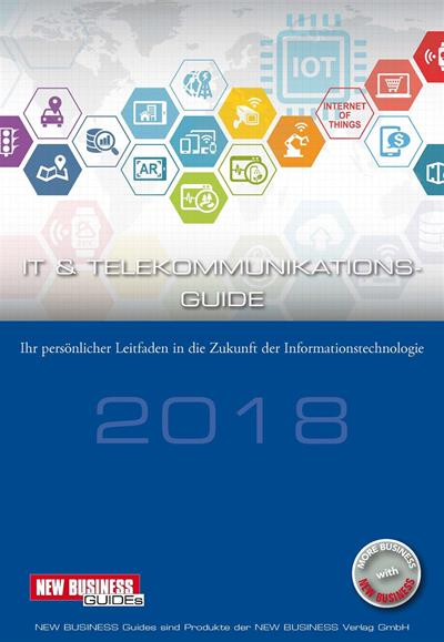 Cover: NEW BUSINESS Guides - IT- & TELEKOMMUNIKATIONS-GUIDE 2018