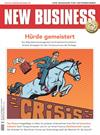 Cover: NEW BUSINESS - NR. 7, SEPTEMBER 2018
