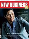 Cover: NEW BUSINESS - NR. 10, DEZEMBER 2018