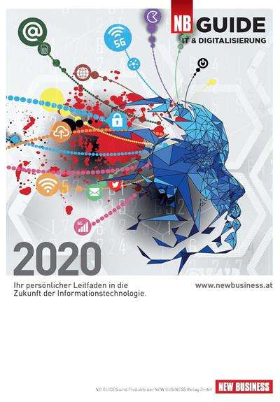 Cover: NEW BUSINESS Guides - IT- & DIGITALISIERUNGS-GUIDE 2020