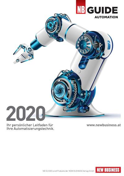 Cover: NEW BUSINESS Guides - AUTOMATION GUIDE 2020