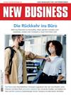 Cover: NEW BUSINESS - NR. 10, DEZEMBER 2020