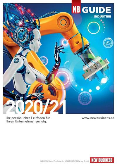 Cover: NEW BUSINESS Guides - INDUSTRIE GUIDE 2020/2021